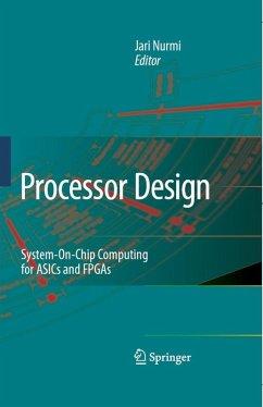 Processor Design (eBook, PDF)