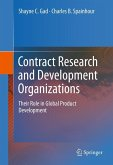 Contract Research and Development Organizations (eBook, PDF)