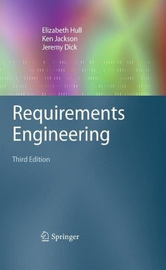 Requirements Engineering (eBook, PDF) - Hull, Elizabeth; Jackson, Ken; Dick, Jeremy