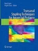 Transanal Stapling Techniques for Anorectal Prolapse (eBook, PDF)