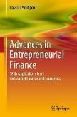 Advances in Entrepreneurial Finance (eBook, PDF)