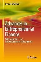 Advances in Entrepreneurial Finance (eBook, PDF) - Yazdipour, Rassoul