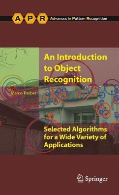 An Introduction to Object Recognition (eBook, PDF) - Treiber, Marco Alexander