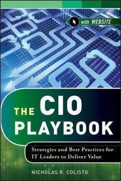 The CIO Playbook (eBook, PDF) - Colisto, Nicholas R.