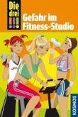 Gefahr im Fitness-Studio / Die drei Ausrufezeichen Bd.4 (eBook, ePUB)