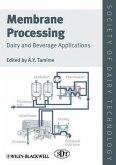 Membrane Processing (eBook, ePUB)