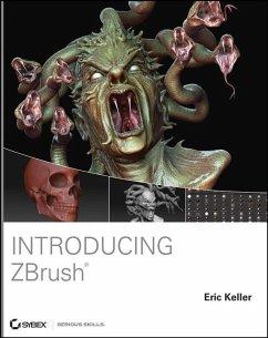 Introducing ZBrush (eBook, ePUB) - Keller, Eric