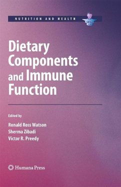 Dietary Components and Immune Function (eBook, PDF)