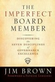 The Imperfect Board Member (eBook, PDF)