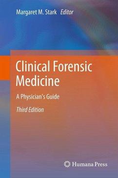 Clinical Forensic Medicine (eBook, PDF)