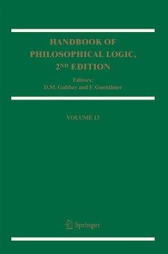 Handbook of Philosophical Logic, 2nd Edition (eBook, PDF)