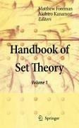 Handbook Set Theory into the 21st Century (eBook, PDF)