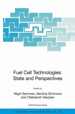 Fuel Cell Technologies: State and Perspectives (eBook, PDF)
