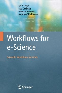 Workflows for e-Science (eBook, PDF)