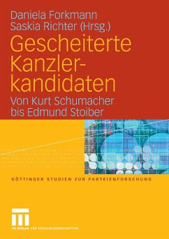 Gescheiterte Kanzlerkandidaten (eBook, PDF)