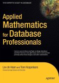 Applied Mathematics for Database Professionals (eBook, PDF)