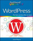 Teach Yourself VISUALLY WordPress (eBook, PDF)