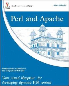 Perl and Apache (eBook, ePUB) - McDaniel, Adam