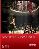 Mastering Maya 2009 (eBook, ePUB)