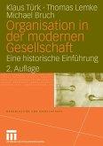 Organisation in der modernen Gesellschaft (eBook, PDF)