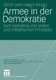 Armee in der Demokratie (eBook, PDF)