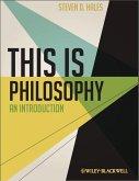 This Is Philosophy (eBook, ePUB)