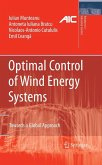 Optimal Control of Wind Energy Systems (eBook, PDF)