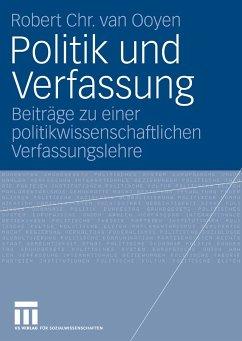 Politik und Verfassung (eBook, PDF) - Ooyen, Robert Chr. van