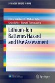 Lithium-Ion Batteries Hazard and Use Assessment (eBook, PDF)