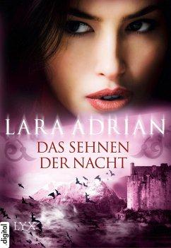 Das Sehnen der Nacht / Midnight Breed Bd.9.5 (eBook, ePUB) - Adrian, Lara