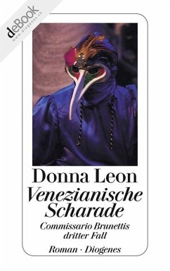 Venezianische Scharade / Commissario Brunetti Bd.3 (eBook, ePUB) - Leon, Donna