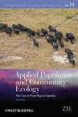 Applied Population and Community Ecology (eBook, PDF)