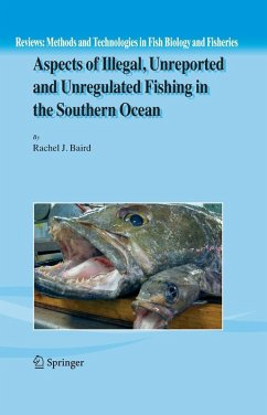 Aspects of Illegal, Unreported and Unregulated Fishing in the Southern Ocean (eBook, PDF) - Baird, Rachel J.
