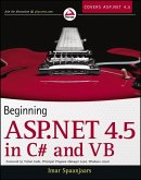 Beginning ASP.NET 4.5 (eBook, ePUB)