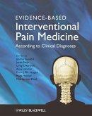 Evidence-Based Interventional Pain Medicine (eBook, ePUB)