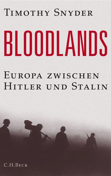 Bloodlands (eBook, ePUB) - Snyder, Timothy