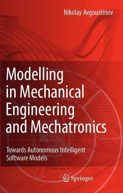 Modelling in Mechanical Engineering and Mechatronics (eBook, PDF) - Avgoustinov, Nikolay