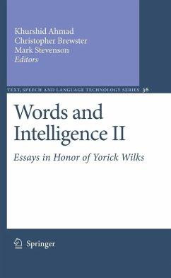 Words and Intelligence II (eBook, PDF)