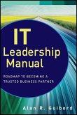 IT Leadership Manual (eBook, ePUB)