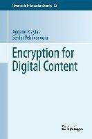 Encryption for Digital Content (eBook, PDF) - Kiayias, Aggelos; Pehlivanoglu, Serdar