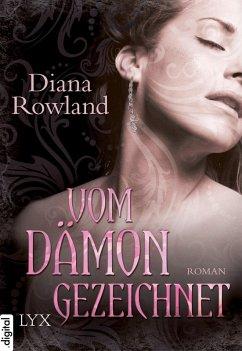 Vom Dämon gezeichnet / Kara Gillian Bd.1 (eBook, ePUB) - Rowland, Diana
