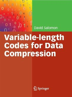 Variable-length Codes for Data Compression (eBook, PDF) - Salomon, David