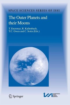 The Outer Planets and their Moons (eBook, PDF)