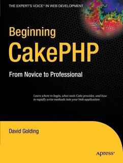 Beginning CakePHP (eBook, PDF) - Golding, David