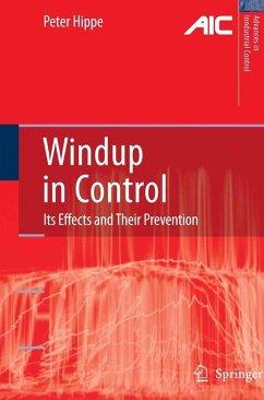 Windup in Control (eBook, PDF) - Hippe, Peter