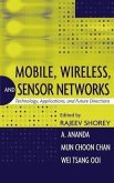 Mobile, Wireless, and Sensor Networks (eBook, PDF)