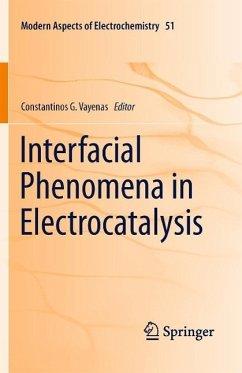 Interfacial Phenomena in Electrocatalysis (eBook, PDF)