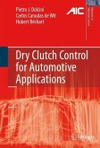 Dry Clutch Control for Automotive Applications (eBook, PDF)