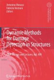 Dynamic Methods for Damage Detection in Structures (eBook, PDF)