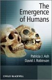 The Emergence of Humans (eBook, ePUB)